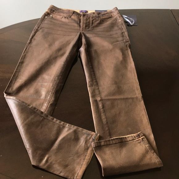 ac2c75ab1 NYDJ Jeans | Rust Color Size 034 Skinny | Poshmark